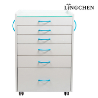 Guangzhou lingchen supply dental cabinets for sale