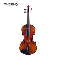 Decorative Flamed 4/4 Violin For Beginner