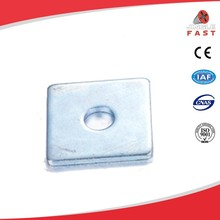 China high quality hot dip galvanized square hole carriage bolt washer