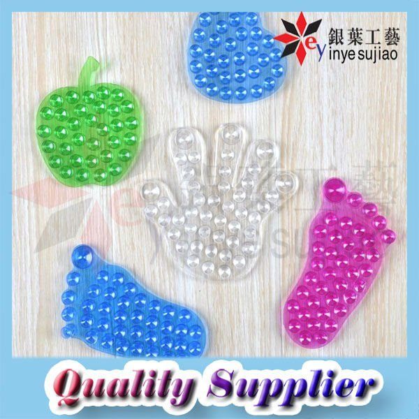 Double-Side Suction Cup Silicone Pad for Mobile
