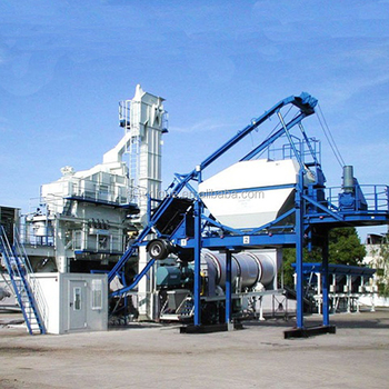 Hot sale new 80t/h mobile asphalt mixing plant price