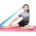 Latex Yoga Pilates band Stretch Exercise Resistance Bands