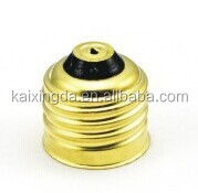 LATEST PRODUCTS brass-nickel lamp cap_E17