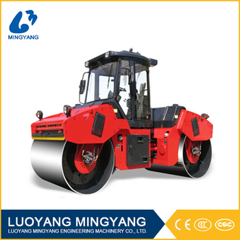 2015 hot sell of 14 ton LTC214 Double Wheels Hydraulic Vibratory Rollers