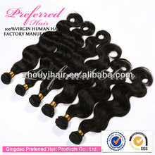 wholesale unprocessed double weft 100% Vietnam 6a grade virgin human hair