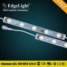 Edgelight Brightest underwater waterproof cuttable led strip light factory direct selling for advertising