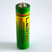 Carbon Zinc AA UM-3 R6P dry cell battery 1.5V for camera