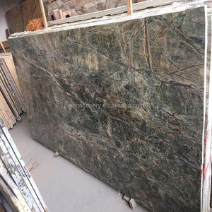 Rainforest green marble price for project sizes