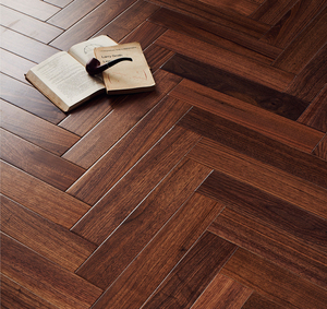 Fudeli High Quality UV Finish parquet wood flooring prices