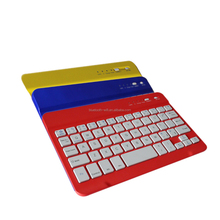 cheap price 2016 wireless keyboard slim bluetooth keyboard for Apple/Samsung tablet arabic keyboard case for ipad