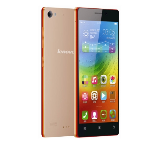 Original Lenovo VIBE X2-CU 5.0 inch IPS Screen Android 4.4 Smart Phone, MTK6595M Octa Core 2.5GHz, RAM: 2GB, ROM: 16GB, WCDMA&G