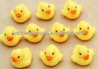Non-phthalate Soft PVC Funny Bathroom Floating Rubber Duck Toy For Baby