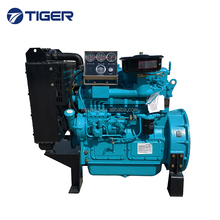 ISO CE approved 30kw compact structure light weight small diesel engine