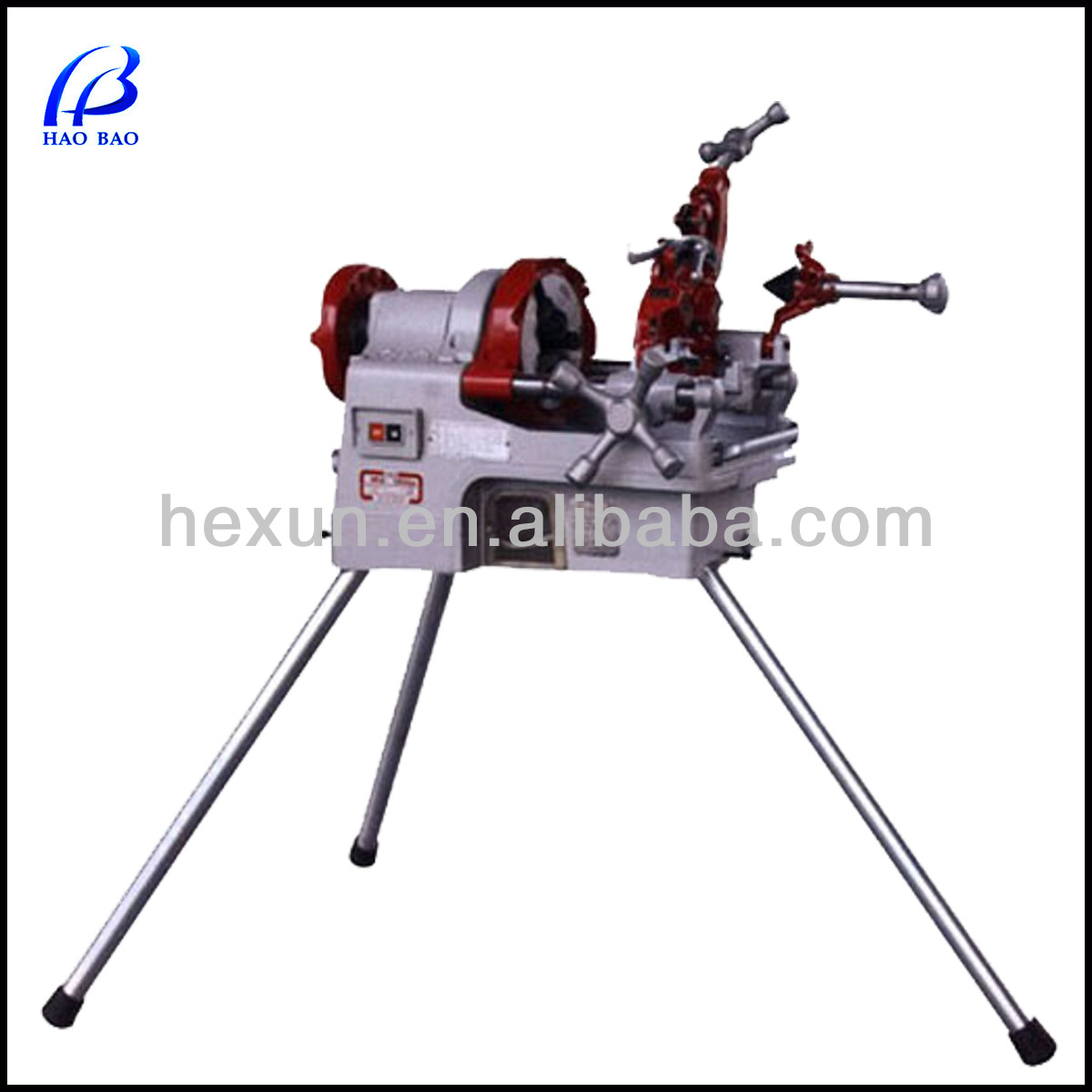 CN-50A rex used pipe threading machines for sale