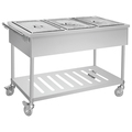 BN-B06 Assembled Bain Marie With Wheels