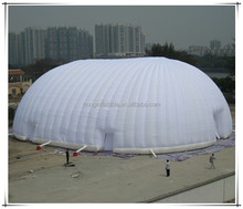 High quality outdoor cheap party giant inflatable white dome tent for sale