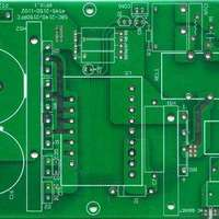 Oem Electronic Printed Pcb Manufacturer Pcb