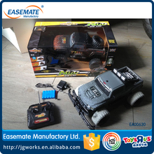 Hot sale and high quality rc rock crawler 1/10 mud car with charger