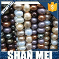 wholesale price stylish cultured freshwater shell pearl