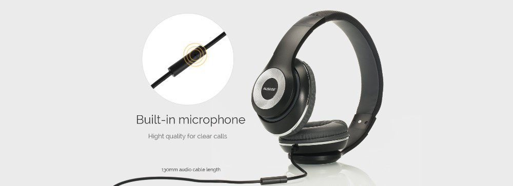 Bluetooth headphone without wire and Over the ear padded cushion offers superior comfort and fitment