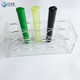 Laboratory Glassware Clear Test Tube Holder With Test Tube