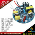 soluxled 9-12*3W 27-43V CE approval internal power supply/constant current supplies