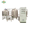 1000L steam two vessel customized beer brewing equipment brewery machine
