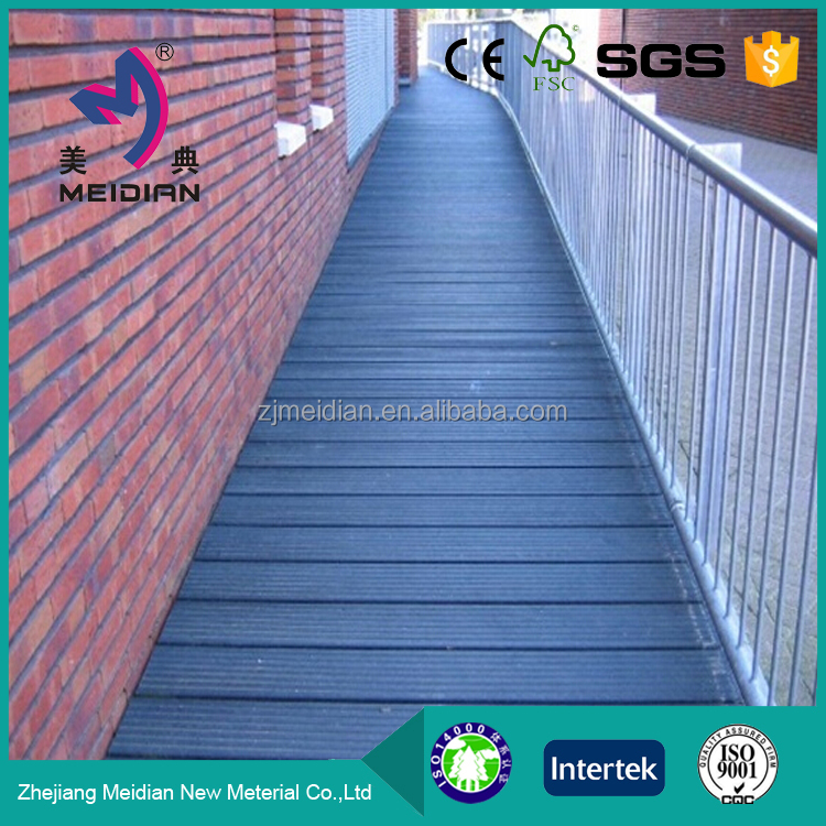 Waterproof durable mixed color indoor wpc flooring price