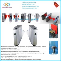 Entrance Flap Barrier,Electronic Subway Gate, Security System Flap Turnstile Gate