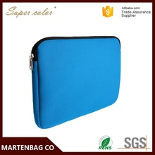 Wholesale 18 inch leather neoprene laptop sleeve