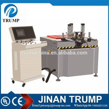 CNC Aluminium Profile Drilling & Milling Machine/Full automatic 3 in 1 lathe drilling and milling machine
