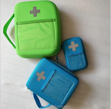 Pressure defense eva first aid case waterproof EVA material first aid bag Family medical EVA case
