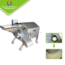 Advanced Electric Commercial Vegetable Dicer Machine