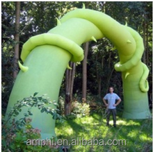 event/party inflatable plant arch,inflatable archway for advertising