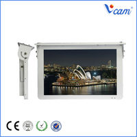 17 Inch WIFI/3G Network Bus Fashion Sex Video Lcd advertising Media Player