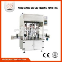 Stainless steel automatic small juice filling machine, tomato paste small juice filling machine