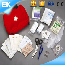 List of Items in a First Aid Kit