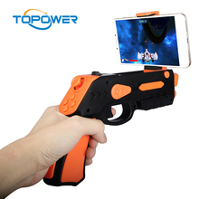 High Quality Happy Kid Toy Gun Ar Gun Controller Real Cap Guns For Mobile Phone Shooting Games