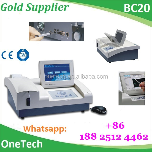 Automation biochemistry analyzers /Laboratory equipment biochemistry/biochemistry machine BC20P