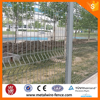 Made in China PVC Coated Triangle Bending Fencing Price/Bending Fence Wire Mesh/pvc coated wire fencing