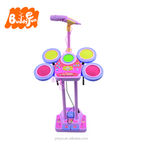 BUDDY FUN MUSIC TOYS CARTOON ELECTRONIC GUITAR WITH LIGHT