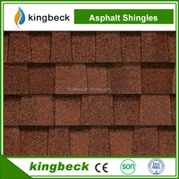 IVON 2016 blue roofing shingles colorful asphalt shingles light weight roof tiles