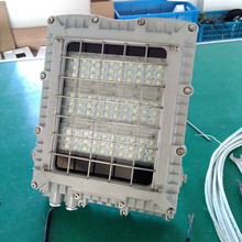 ATEX IP68 Explosion proof Gas station LED canopy lights 80w 100w 120w 150w