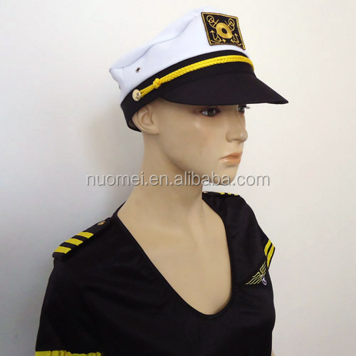 AC6036 custom sailor hats,fancy dress sailor hats,sailor hat