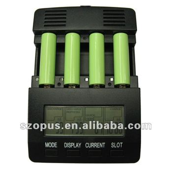 BT-C2000 NIMH NICD battery charger analyzer