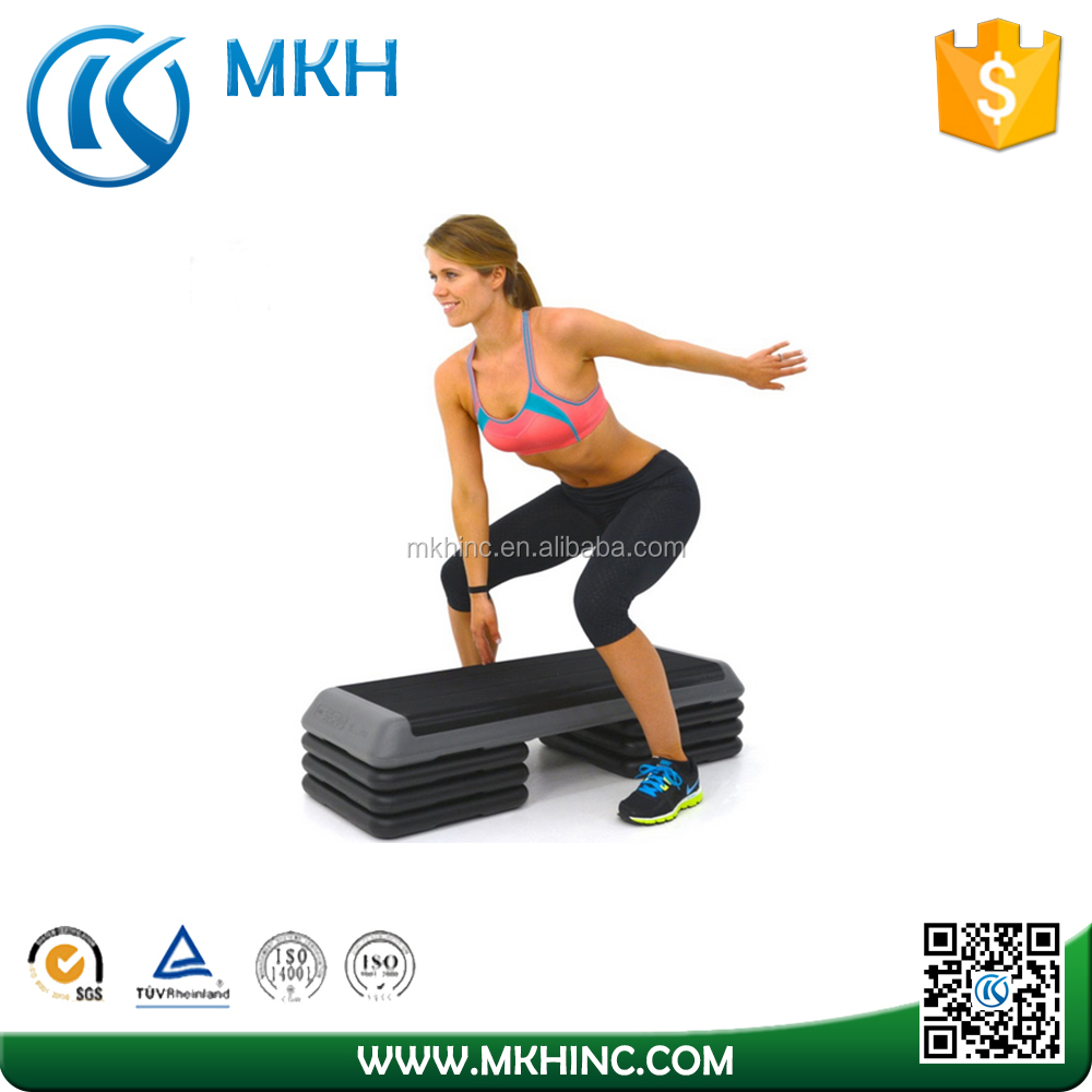New Design Aerobic Training Step up Bench