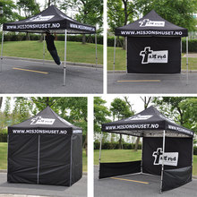 Outdoor Aluminum Custom Pop Up Canopy Tent