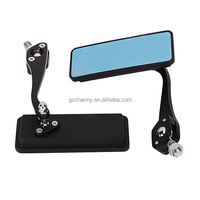 Universal Motorcycle Rear Side Mirror For Honda /Kawasaki /Suzuki /BMW /KTM 8mm 10mm