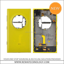 Cell Phone Repair Parts for Nokia Lumia 1020 Battery Cover with Small Components Assembly