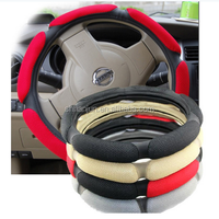 Promotional Silicone Rubber Car Steering Wheel Cover 04